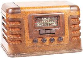Old tube radio 1